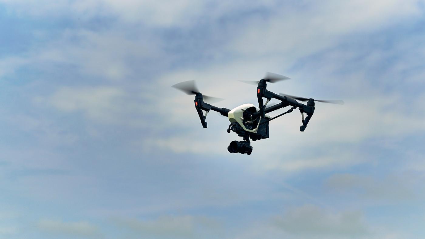 Pixel Dizign drone